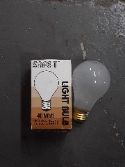 SAFE-T Light Bulb 40W