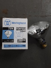 Westinghouse Outdoor Security Light 75W 130V