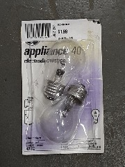 GE 2 40W Bulbs