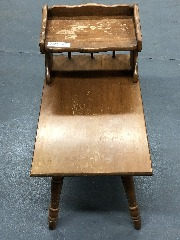 Light Brown End Table
